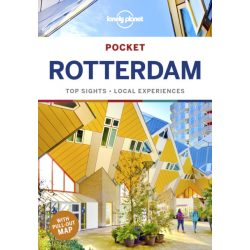 Rotterdam útikönyv Lonely Planet Pocket  2019