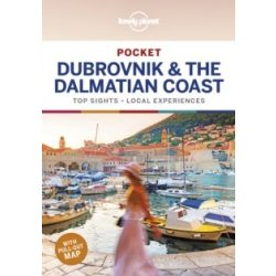 Dubrovnik & the Dalmatian Coast Lonely Planet Pocket Dubrovnik útikönyv 2019 angol