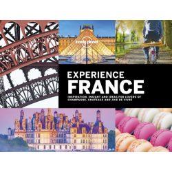 Franciaország útikönyv, Experience France útikönyv Lonely Planet 2019 angol