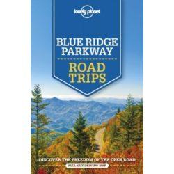 Blue Ridge Parkway útikönyv Lonely Planet Road Trips, angol 2019
