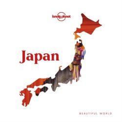 Japán útikönyv angol, Beautiful World Japan Lonely Planet 2019