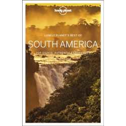 America Best of South America Lonely Planet Dél-Amerika útikönyv 2019 angol