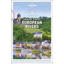 Cruise Ports  European Rivers Lonely Planet Európa útikönyv 2019 angol