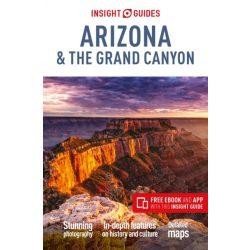 Arizona Grand Canyon útikönyv Insight Guides, angol 2018