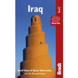Iraq útikönyv Iraq Guide Bradt, Iraq : The ancient sites and Iraqi Kurdistan 2015  - angol