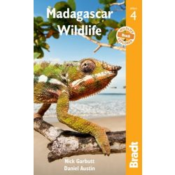 Madagaszkár Madagascar Wildlife útikönyv Bradt 2014 - angol