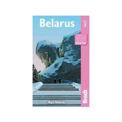 Belarus útikönyv Bradt 2015 - angol