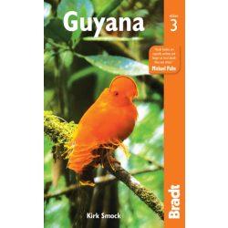Guyana Guide Guyana útikönyv Bradt 2018 - angol