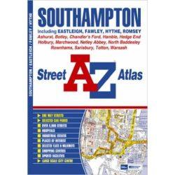 Southampton kis atlasz AZ kiadó