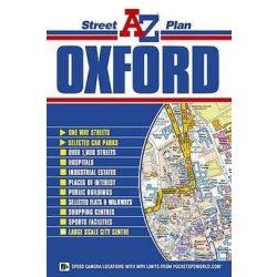 Oxford térkép AZ 1:17 000