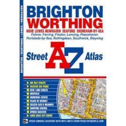 Brighton atlasz AZ 1:15 840