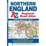 Northern England térkép AZ 1:221760