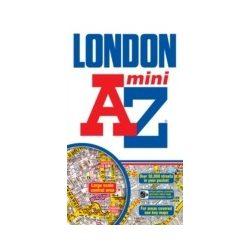 London térkép AZ kiadó zsebtérkép