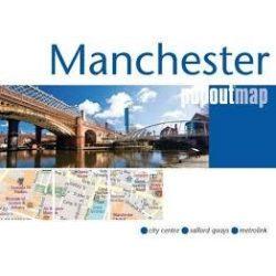 Manchester térkép Popout