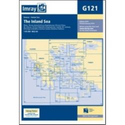 Imray Chart G121 : The Inland Sea