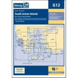 Imray Chart G12 : South Ionian Islands