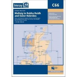 Imray Chart C66 : Mallaig to Rudha Reidh and Outer Hebrides 2016