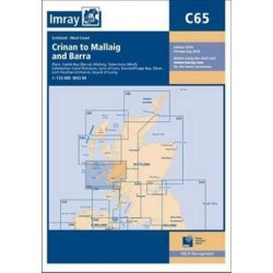 Imray Chart C65 : Crinan to Mallaig and Barra
