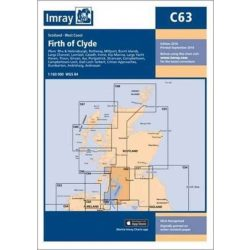 Imray Chart C63 : C63 Firth of Clyde 2016
