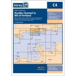 Imray Chart C4 : Needles Channel to Bill of Portland 2017