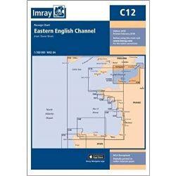 Imray Chart C12 : Eastern English Channel Passage Chart 2018