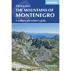 The Mountains of Montenegro Cicerone Walking Guides 2015