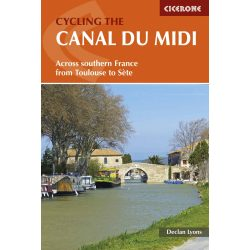 Canal du Midi Cycling: Across Southern France from Toulouse to Sete angol 2017
