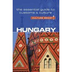 Hungary útikönyv Culture Smart Guide  2018  Magyarország útikönyv angol