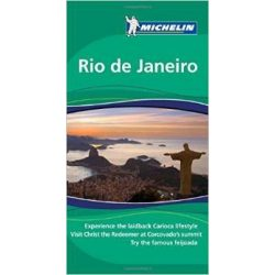 Rio de Janeiro útikönyv angol Green Guide  1592.