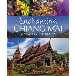 Chiang Mai & Northern Thailand, Chiang Mai útikönyv 2013 angol John Beaufoy Publishing Ltd