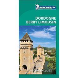 Dordogne útikönyv Berry Limousin útikönyv angol Green Guide  1325.