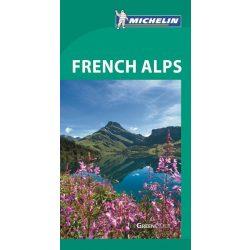 French Alps útikönyv angol Green Guide  1301.