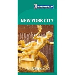 New York City  útikönyv angol Green Guide  1551.