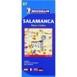 Salamanca plan térkép  9087. 1/8,000