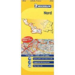 Nord térkép  0302. 1/150,000
