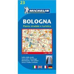 23. Bologna térkép Michelin 1:10 000