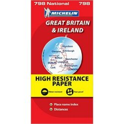 Great Britain & Ireland High Resistance térkép  0798. 1/1,000,000