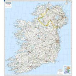 Ireland falitérkép (laminated) 5712. 1/400,000