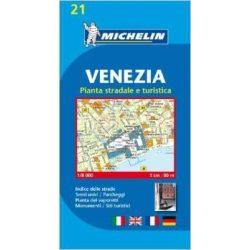 Venezia Plan térkép  9021. 1/6,000