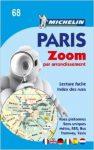 Paris par arrondissement (Zoomed) térkép  9068. 1/10,000