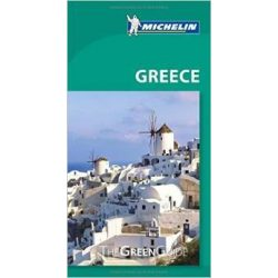 Greece  útikönyv angol Green Guide  1520.
