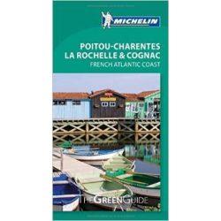 Poitou Charentes útikönyv angol Green Guide  1508.