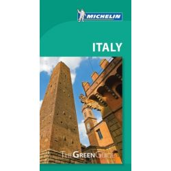 Italy útikönyv angol Green Guide  2016