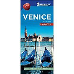 Velence térkép Michelin Street Map Laminated