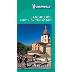 Languedoc útikönyv Michelin travel guide 2017