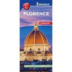 Firenze térkép Michelin laminált