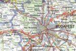 Magyarország térkép Freytag  1:400 000