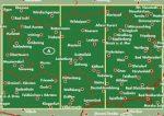 Stájerország térkép,  Top 10 tipp, 1:150 000  Freytag térkép OE 44