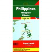Fülöp-szigetek  térkép 1:950 000  Freytag Philippines térkép