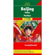 Peking térkép Freytag 1:15 000